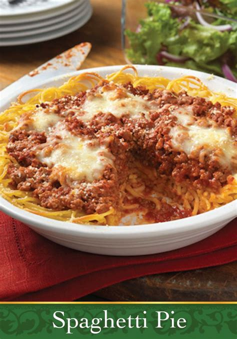 Spaghetti Pie Cottage Cheese by Family Favorite Spaghetti Pie Recipe Spaghetti Pie