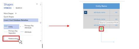 membuat erd dengan visio membuat entity relationship diagram dengan best free