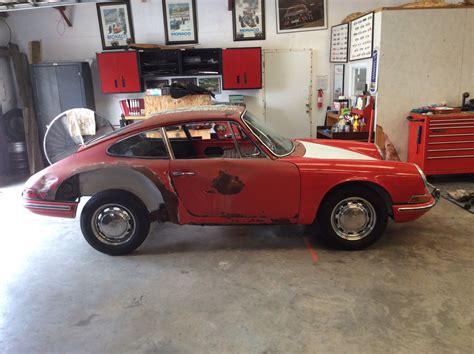 Porsche Restoration by 1965 Porsche 911 Restoration Project Light Ivory