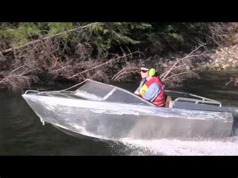 mini jet boat extreme kids mini ski boat on the lake mart whyte funnydog tv