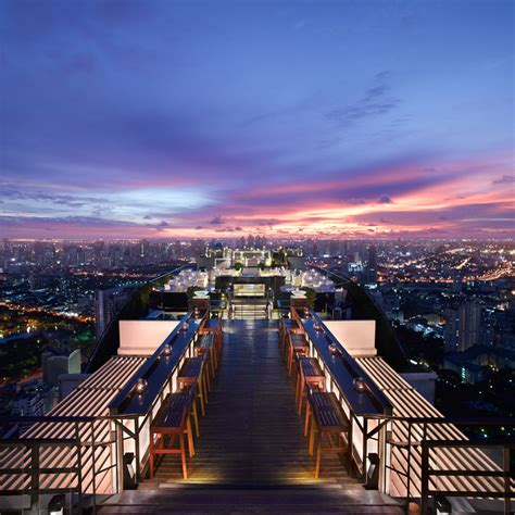 roof top bars bangkok bangkok rooftop bars expedia com au