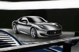 Maserati Company Maserati Alfieri Exclusive Studio Pictures And Harald