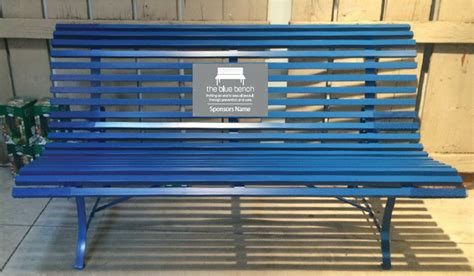 blue bench denver the blue bench take action the blue bench caign