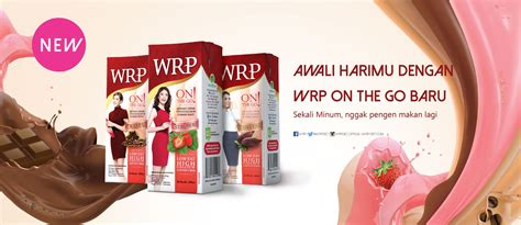 Teh Hijau Wrp wrp lose weight sure you can do