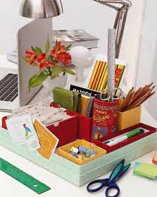 Office Desk Storage Ideas 13 Diy Home Office Organization Ideas How To Declutter