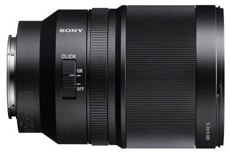 Sony Fe 35mm F 1 4 Za sony distagon t fe 35mm f 1 4 za lens