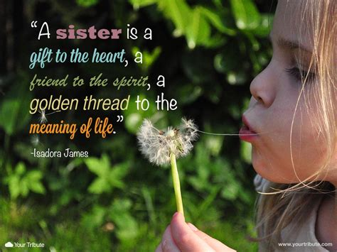 words of comfort for loss of sister loss of sister quotes your tribute