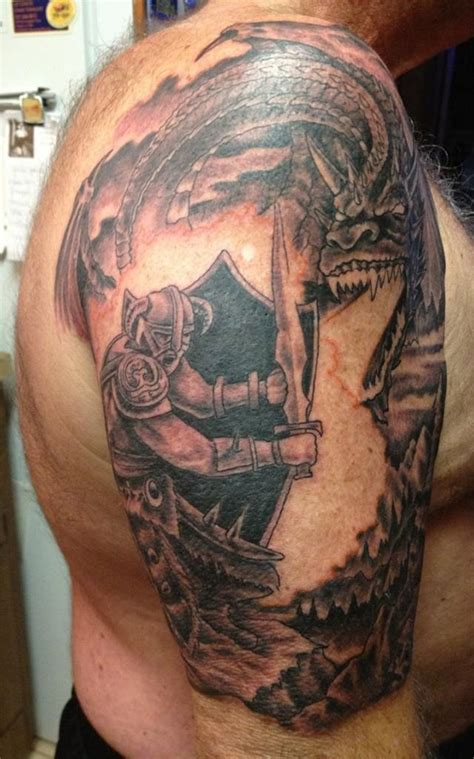 tribal tattoos skyrim 17 best images about tattoos on cross designs