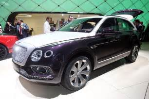 Bentley Used Price Bentley Bentayga Mulliner Is A Warning To The Rolls