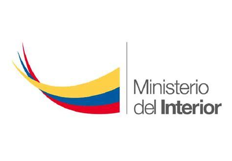el ministerio interior ministerio interior
