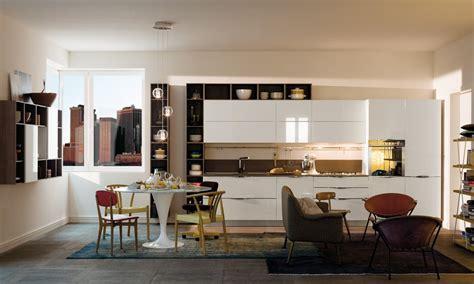 veneta cucine moderne cucine lineari moderne in grigio corda