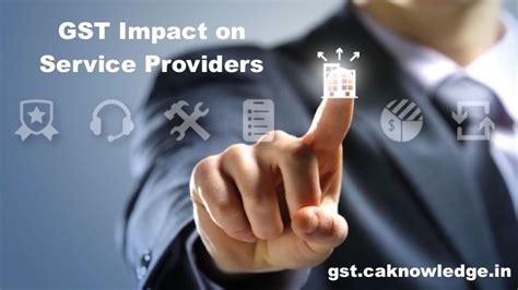 adsense gst india gst impact on service providers gst rates on various services