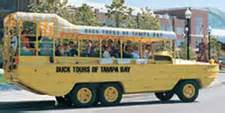 duck boat acronym duck tours of ta bay florida siesta key vacation guide