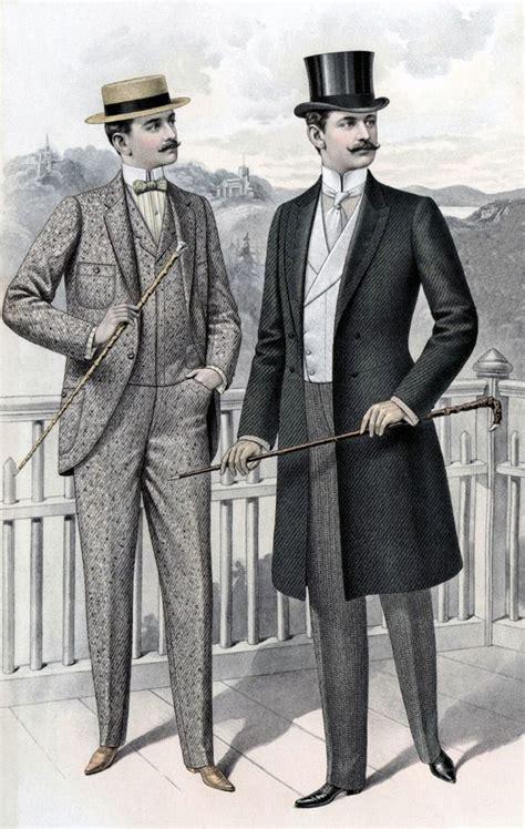 1900 shoes clothing hairstyles 1890 1910 full line of men s edwardian style clothing