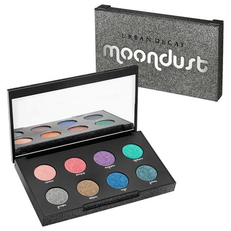 2 Decay Palette Eyeshadow decay moondust eyeshadow palette