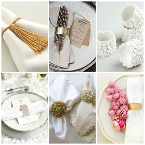 napkin rings wedding planners in italy sposiamovi