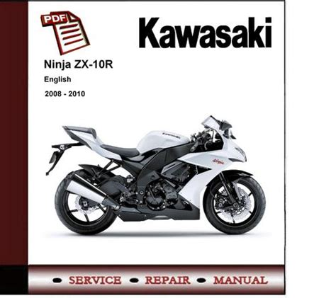 service manual how to download repair manuals 2008 kia spectra lane departure warning 2006 2008 2010 kawasaki ninja zx10r service repair manual download m
