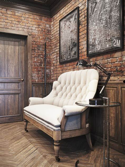 vintage home decor pinterest vintage office for a private residence denis krasikov