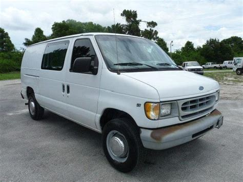 how to work on cars 1997 ford econoline e150 seat position control ford econoline cargo van 1997 mitula cars