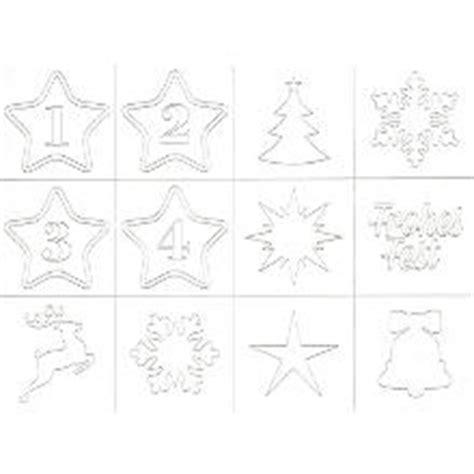 Weihnachtsdeko Fenster Schablonen by Schablonen Malschablonen Kreativ Mit Farbe