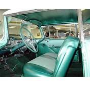 1955 Buick Century Riviera Coupe Litegreen&ampwhite Interior
