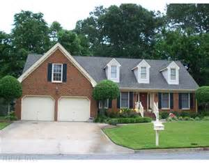 homes for in va chesapeake va homes for discover forest lakes