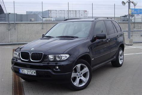 Bmw E53 by Bmw X5 E53 2005 Overview