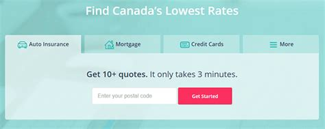 Compare Car Insurance Bc by Lowest Rates Allows You To Compare Rates From Canada S
