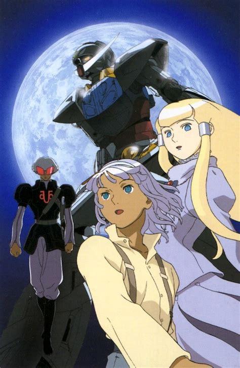 turn  gundam ryo ohkis anime loft