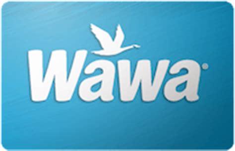 Wawa Gift Card - card cash