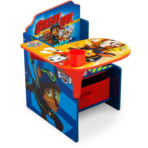 chair desk with storage bin chair desk with storage bin desk