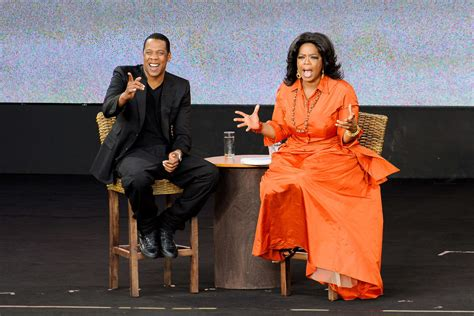 oprah winfrey jay z jay z photos photos oprah winfrey and guests at the