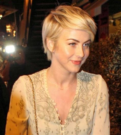 julianne hough short haircut  nice hair, colour, style