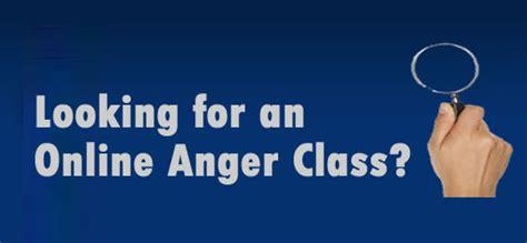 anger management class online home anger management classes online