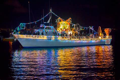 San Diego Parade Of Lights by News San Diego Bay Parade Of Lights