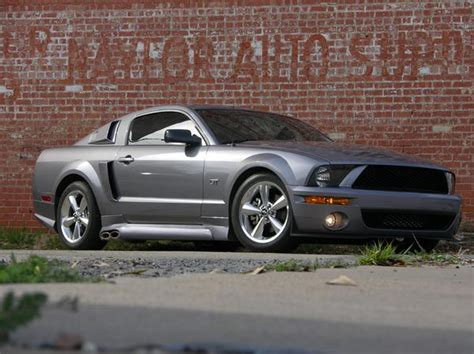 pics shelby clone with side scoops and spoiler