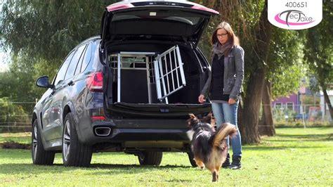 Hundetransport Auto by Tectake Cage De Transport Chien Aluminium Pour Transport