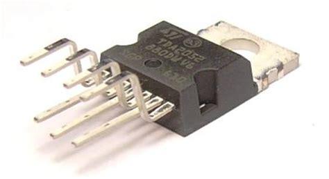 Audio Ic Tda 2052 St 60w tda2052 ic audio lifier kp components inc
