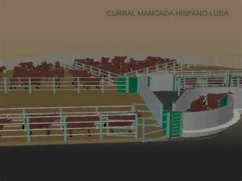 prctico para la construccin de corrales y manejo de aves y c corral curral mangada hispanolusa antiestres para ganado