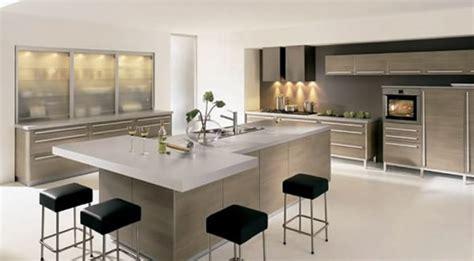 Simple and Elegant Kitchen Interior Design, Alno Lifestyle