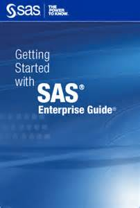 Getting started with sas enterprise guide