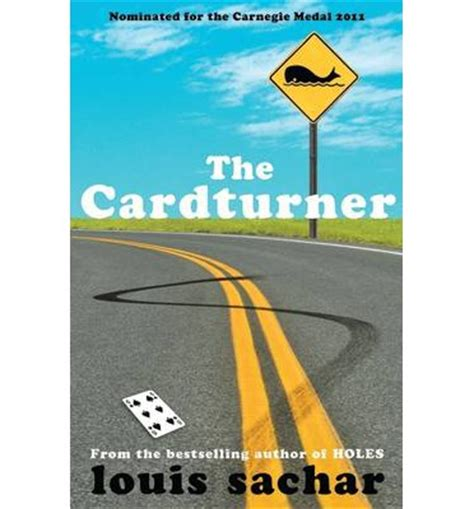 the cardturner louis sachar 9781408808511