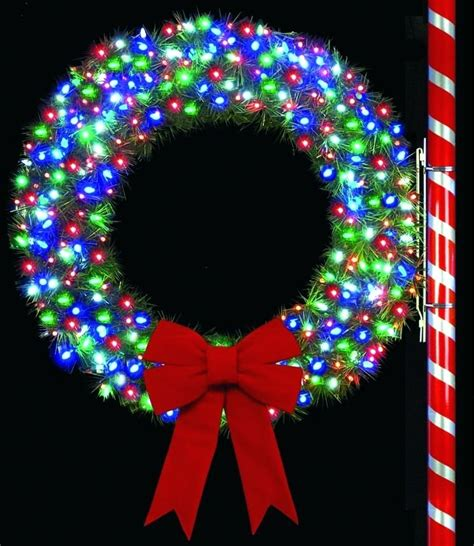 Expensive Led Christmas Wreath 3 Foot Led Wreath White Led