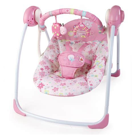 ingenuity portable swing bella vista ด ด โปรโมท เปลส น เปลสว ง เปลไกวอ ตโนม ต bright