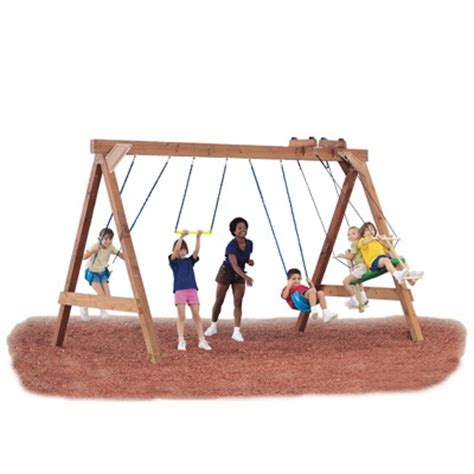 swing set kits and plans build your own swing set kits woodworking projects plans