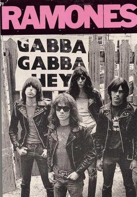 gabba gabba hey gabba gabba hey my babies ramones the image