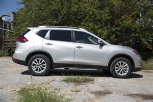 Nissan Rougue 2017 Nissan Rogue Drive Review Gunning For 1