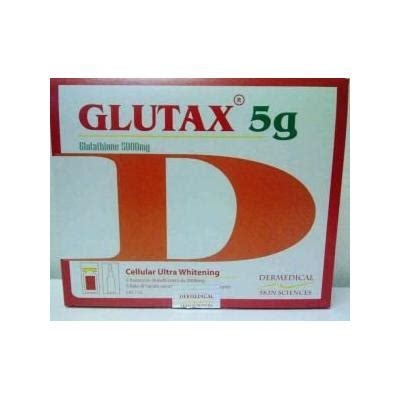 Glutax 5gx for sale authentic glutax 5g vials or per set w iv service