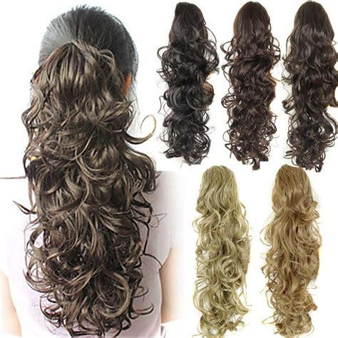 realistic drwa string pony tail hair online buy wholesale drawstring ponytail from china