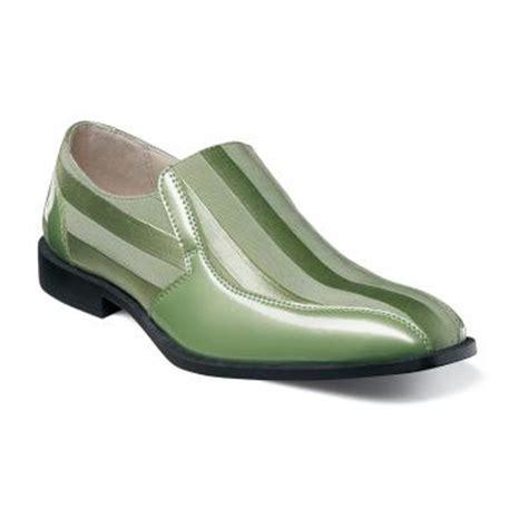 regalia bike toe loafer mint green s dress